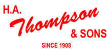 ha thompson and sons